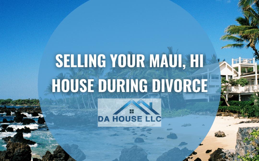 SALE DURING DIVORCE